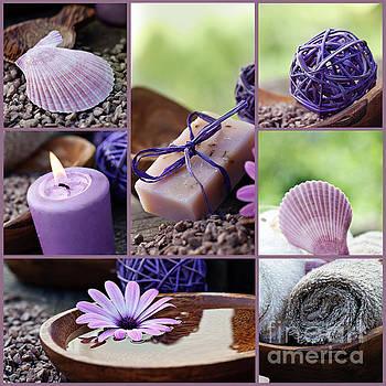 Mythja  Photography - Dayspa violet collage