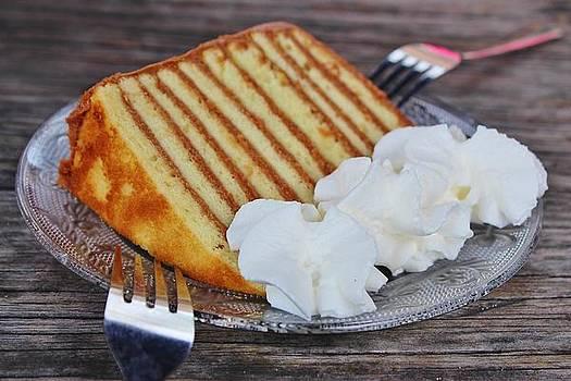 Paulette Thomas - Eight Layer Caramel Cake