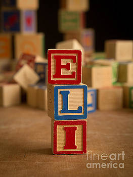 Edward Fielding - ELI - Alphabet Blocks
