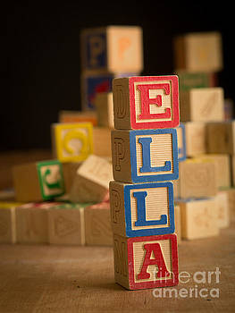 Edward Fielding - ELLA - Alphabet Blocks