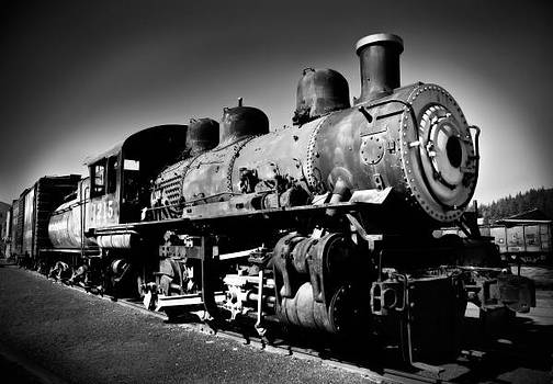 Mick Burkey - Engine 1215