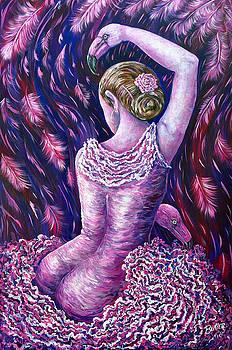 Gail Butler - Flamingo Dancer