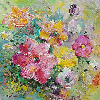 Miki De Goodaboom - Flower Love