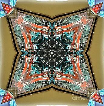 Daryl Macintyre - Ford Thunderbird Flattened