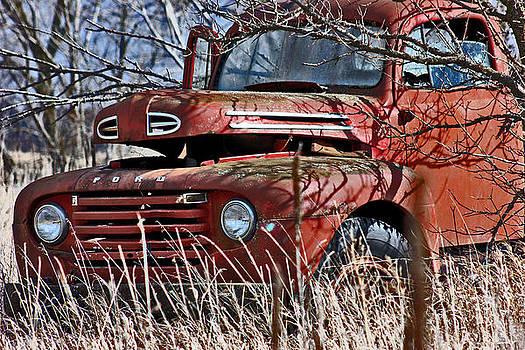 Jon Baldwin  Art - Ford Truck