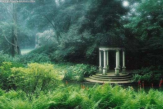 Karin Thue - Gazebo Longwood Gardens