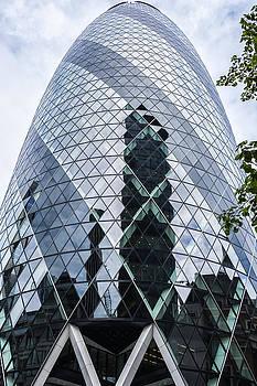 Svetlana Sewell - Gherkin London