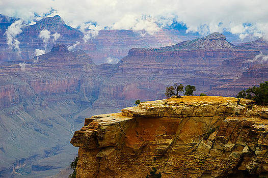 Terry Garvin - Grand Canyon Clearing Storm