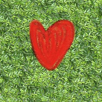 Xueling Zou - Green Heart