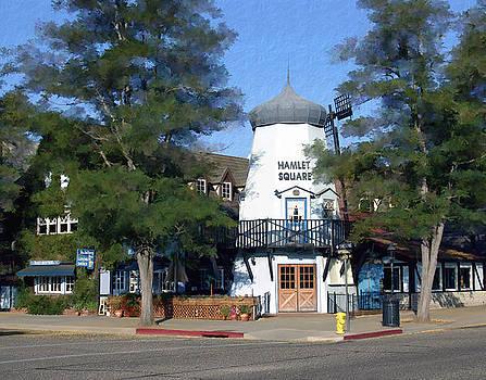 Kurt Van Wagner - Hamlet Square Solvang California