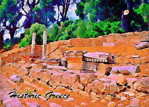 John Malone - Historic Greece
