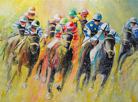 Miki De Goodaboom - Horse Racing 06
