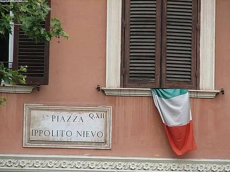 Karin Thue - Italian Flag