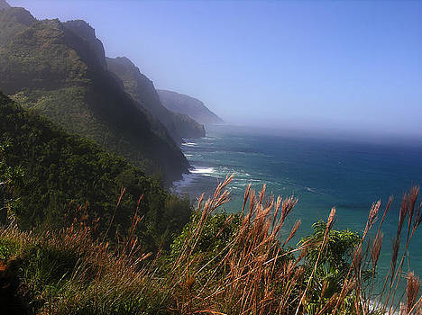 Robert Lozen - KALALAU TRAIL NAPALI COAST WINTER MORNING