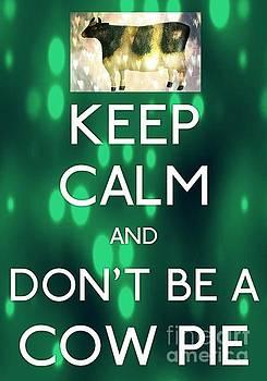 Daryl Macintyre - Keep Calm Cow Pie