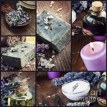 Mythja  Photography - Lavender dayspa collage