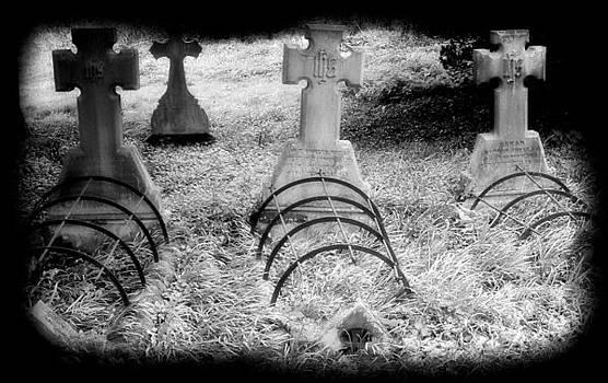 Cindy Nunn - Let the Dead Sleep