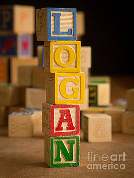 Edward Fielding - LOGAN - Alphabet Blocks