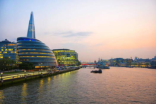 Svetlana Sewell - London Riverside
