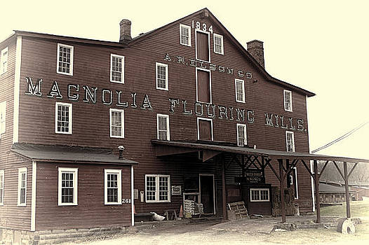 Jack R Perry - Magnolia Flouring Mill