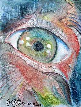 Jon Baldwin  Art - Mama Bring My Medication