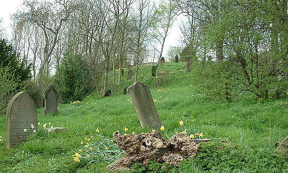 Cindy Nunn - Newburn Burials