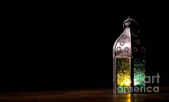 Simon Bratt Photography LRPS - Old lantern with candle