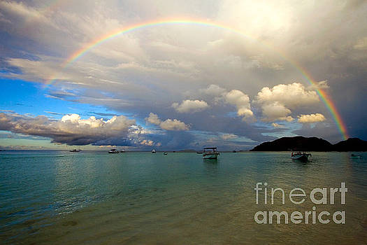 Tim Holt - Rainbow In The Seychelles