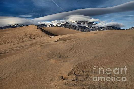 Adam Jewell - Ripples Dunes And Clouds