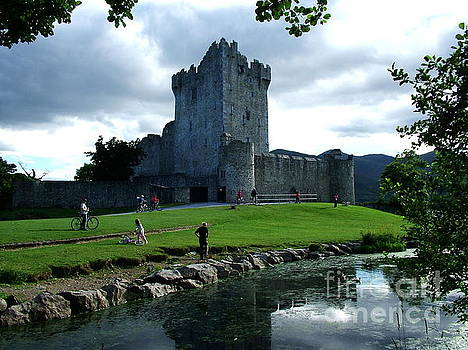 Joe Cashin - Ross Castle - Killarney