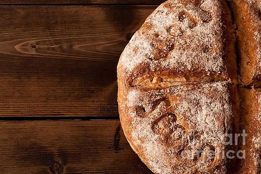Simon Bratt Photography LRPS - Rustic bread close up