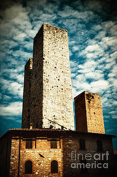 Silvia Ganora - San Gimignano towers