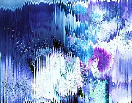 Anne-elizabeth Whiteway - Scintillating Mirage with Shining Crystals