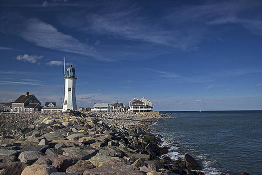 Amazing Jules - Scituate Lighthouse