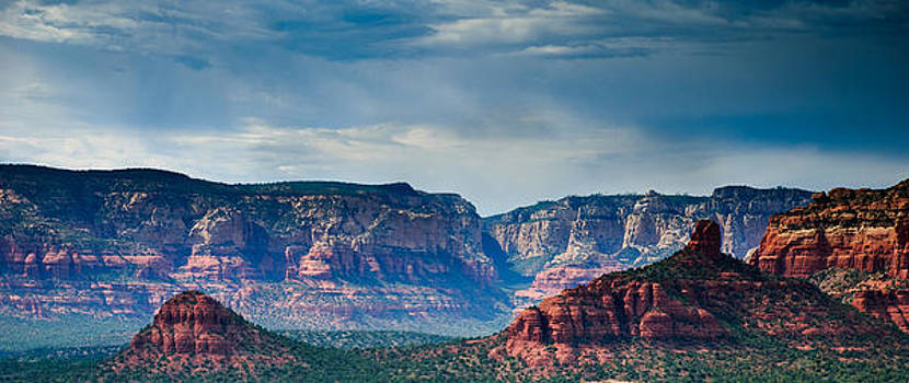 Terry Garvin - Sedona Arizona Panorama