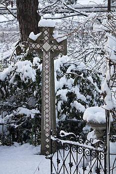 Teresa Mucha - Snow on the Cross