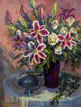 Diane McClary - Stargazer Lilies