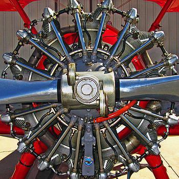 Dale Jackson - Stearman Engine