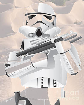 Cheryl Young - Storm Trooper