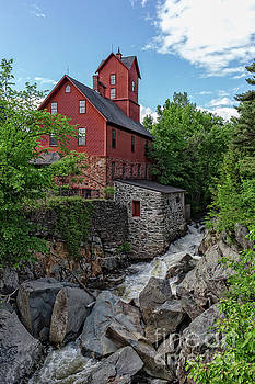 Edward Fielding - The Old Red Mill Jericho Vermont