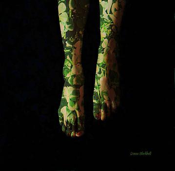 Donna Blackhall - Walking In Clover