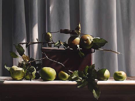 Larry Preston - WILD GREEN APPLES