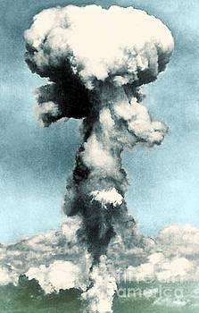 Science Source - Atomic Bombing Of Nagasaki