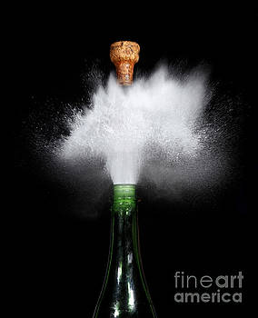 Ted Kinsman - Champagne Cork Popping