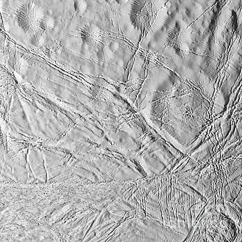 NASA / Science Source - Enceladus Surface
