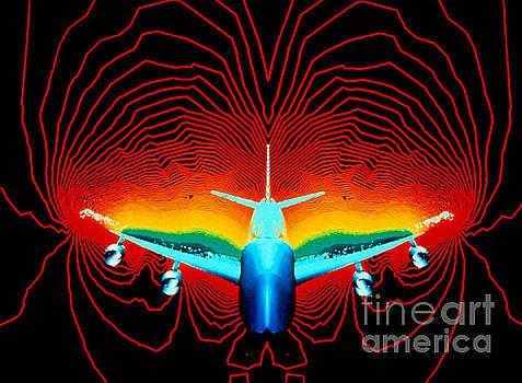 NASA - Computer Simulation Of Airplane Flight