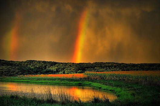 Emily Stauring - Double Reflection Rainbow