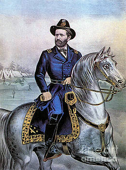 Photo Researchers - Lieutenant General Ulysses S Grant