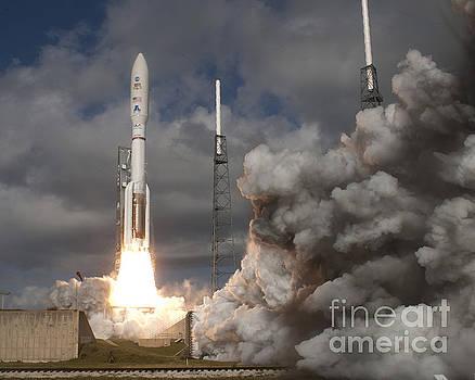 NASA Scott Andrews Canon - Mars Science Laboratory Rover Curiosity