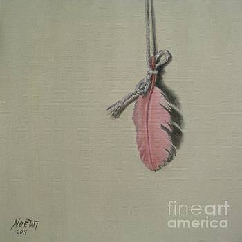 Jindra Noewi - Pink Feather